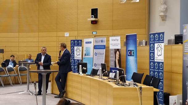 Report One membre du jury aux 10èmes Trophées DFCG Hauts de France